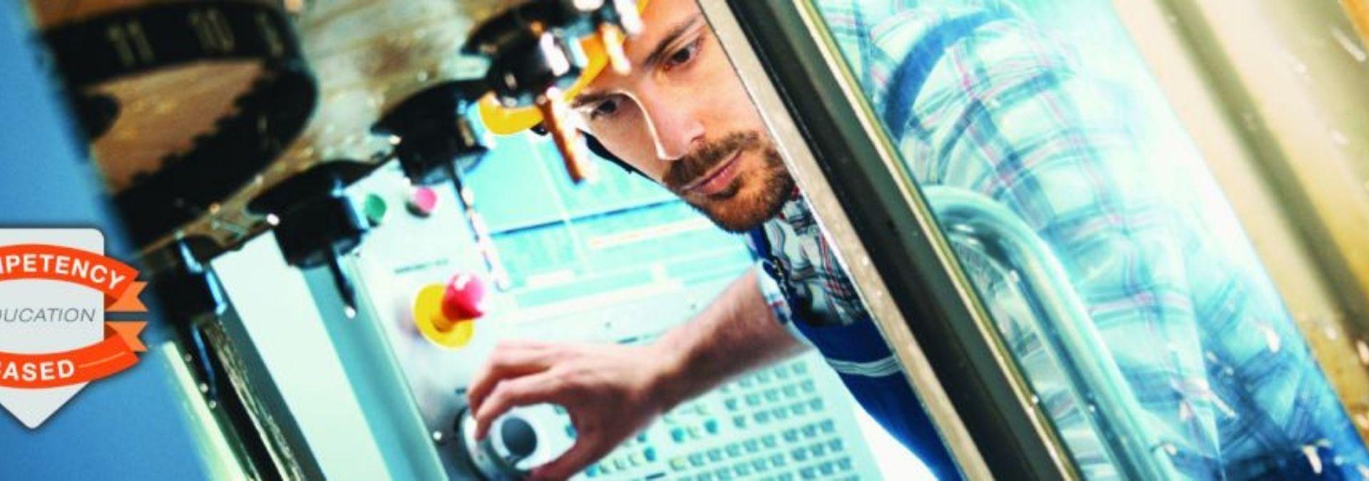 CNC Technician Program