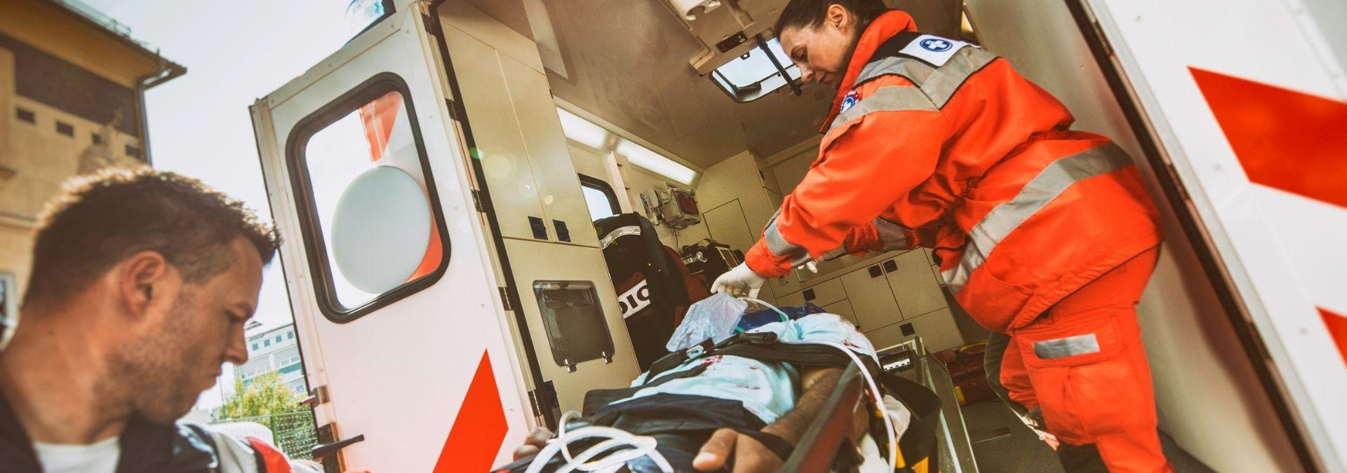 Emergency Medical Technician-Paramedic