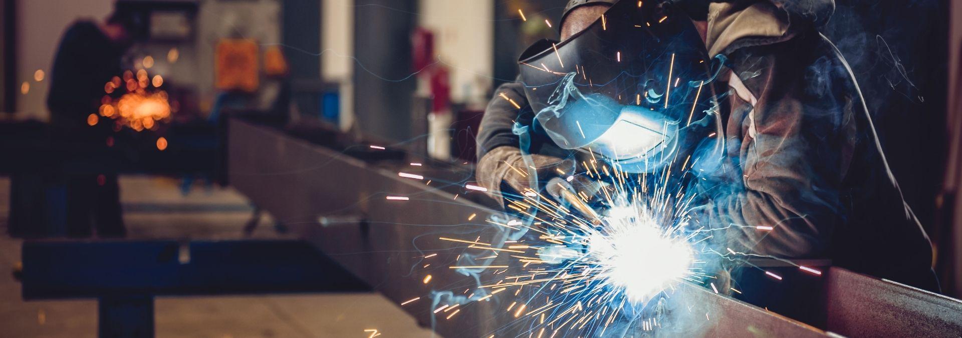 Welding-Industrial