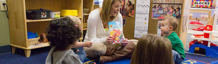 Make a difference in the lives of children with an early childhood degree from LTC.