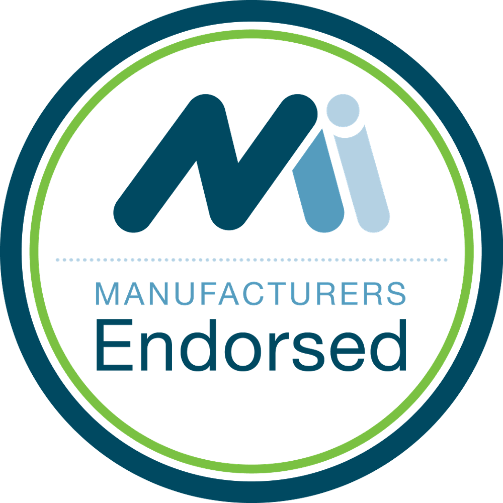 Manufacturers Endorsed