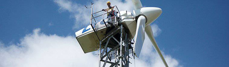 LTC's labs and classrooms provide an environment for hands-on training in nuclear, wind and flexible energy programs.