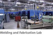 Welding and Fabrication Lab