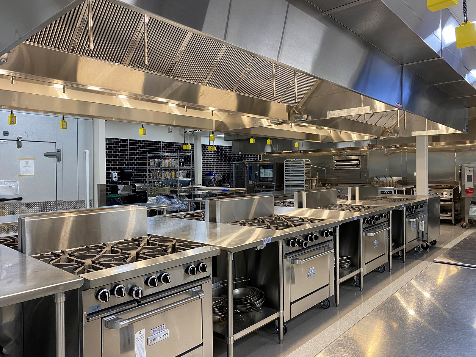 A new, state-of-the-art culinary arts learning environment has opened on Lakeshore Technical College's Cleveland campus.